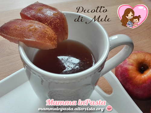 decotto di mele